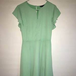 Banana Republic Mint Dress